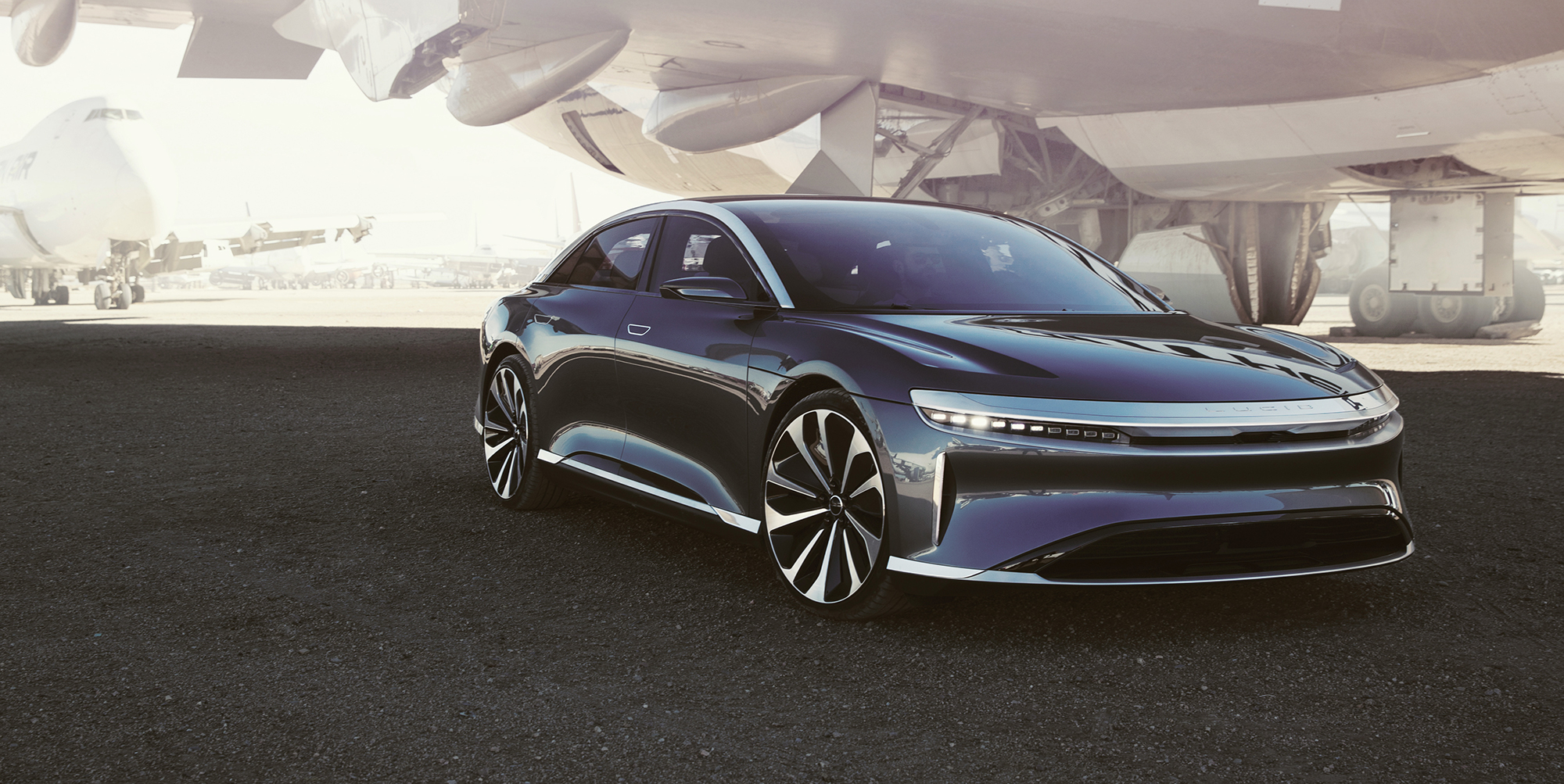 Lucid Motors Is Making An SPAC Deal That'll Benefit Them Amazingly