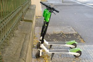 Lime has Launched 500 electric scooters in River City