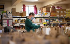 Food Banks and Feed More Team up to Increase Food Access