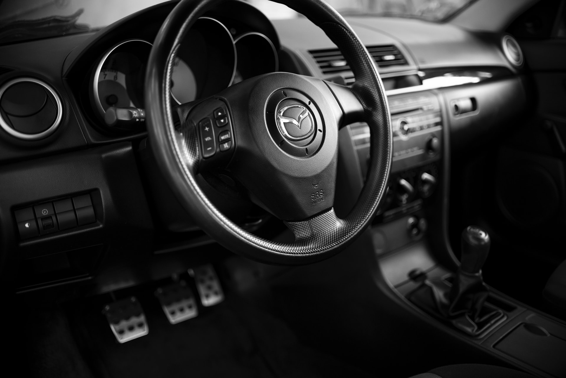 Mazda is Recalling Mazda3 Cars over a Steering-Wheel Logo